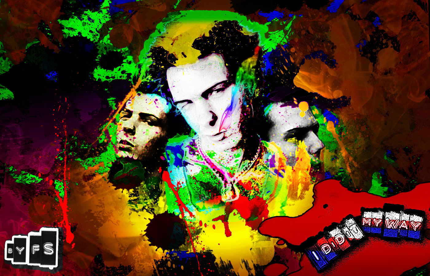 Sid Vicious Wallpaper - WallpaperSafari