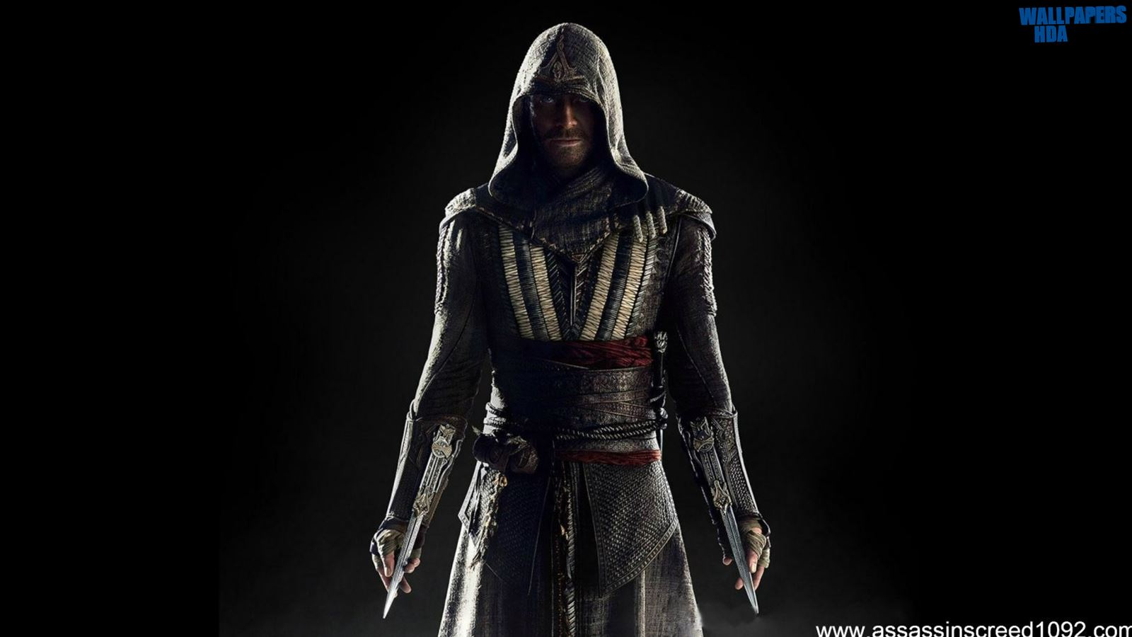 ... Wallpapers Fullscreen Widescreen Assassins creed movie wallpaper 1600