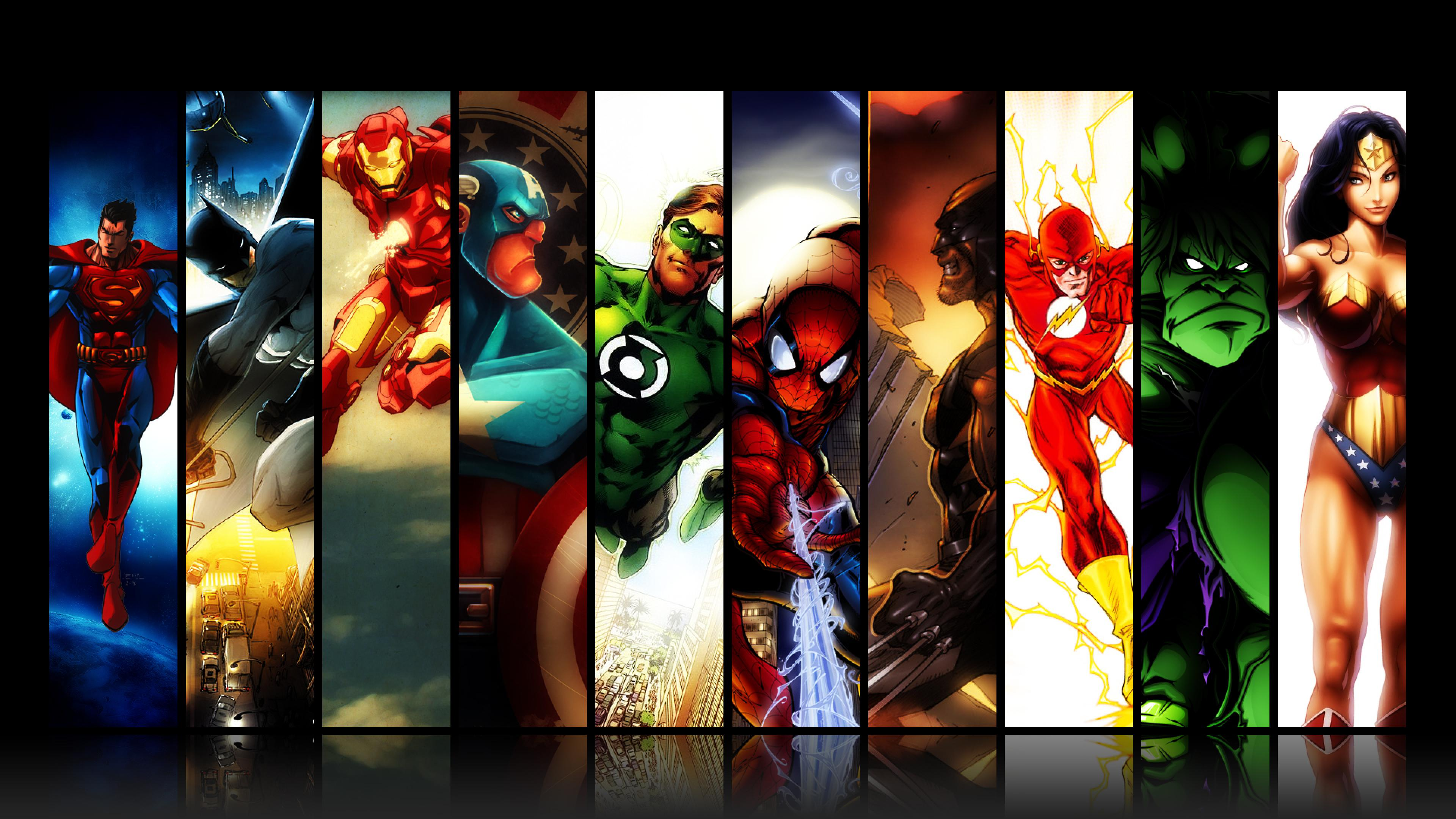 Marvel Wallpapers HD | PixelsTalk.Net