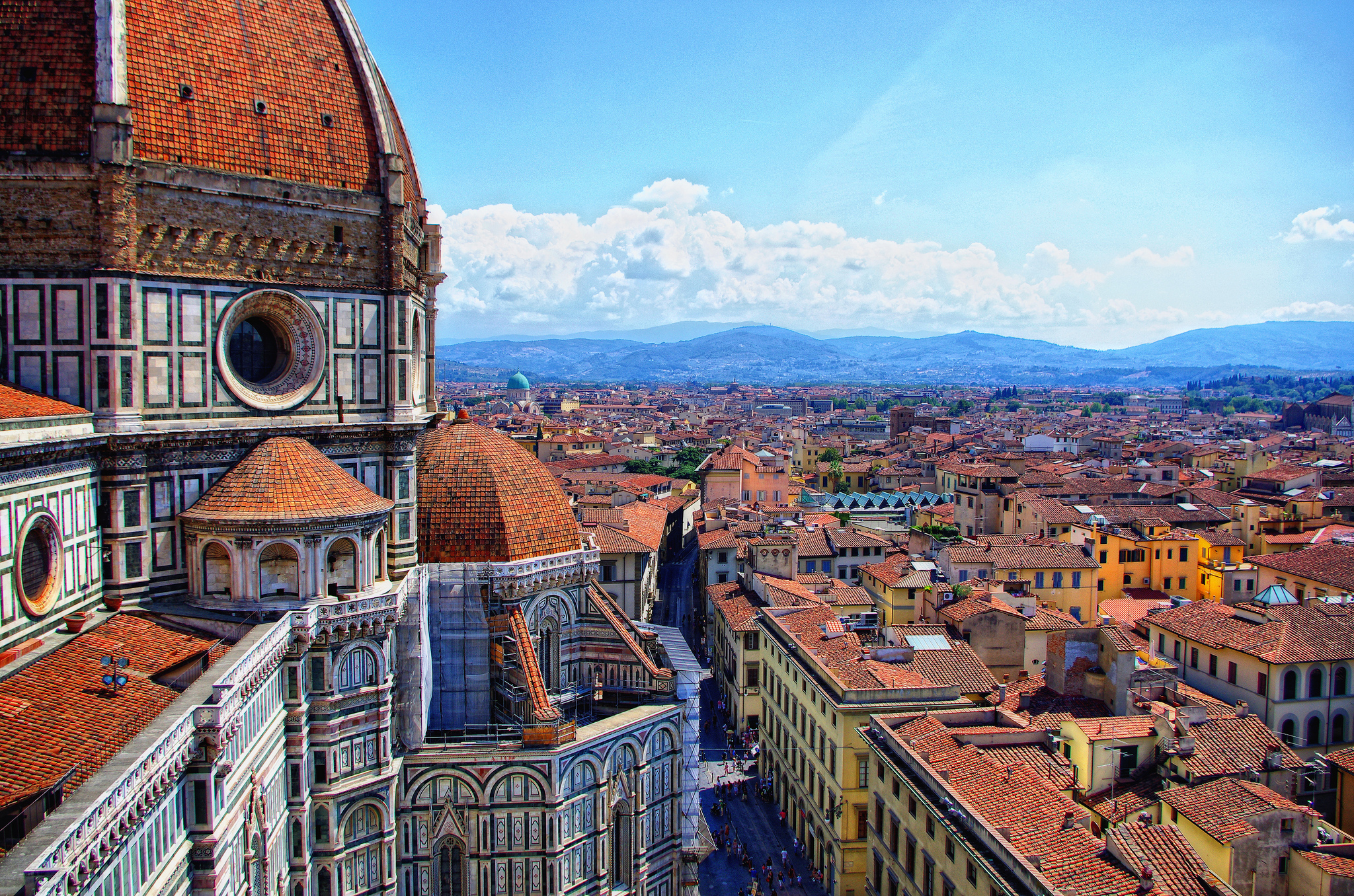 Florence, Italy Computer Wallpapers, Desktop Backgrounds | 2048x1356 ...