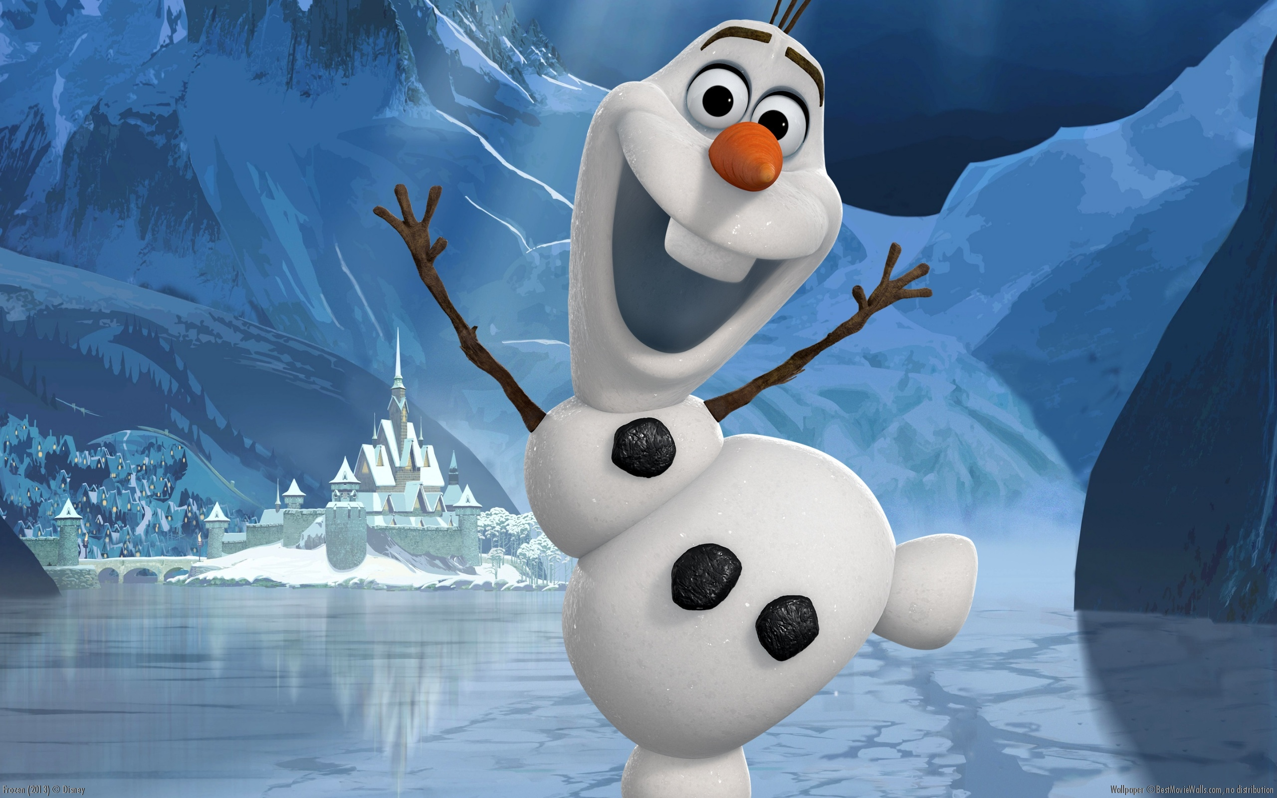 Frozen images Olaf Wallpaper HD wallpaper and background photos ...