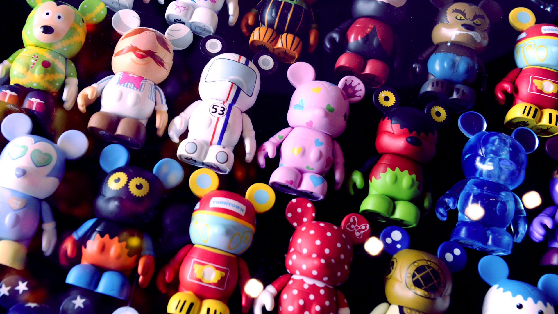 Toys Bearbricks Wallpaper 1920x1080 Toys, Bearbricks