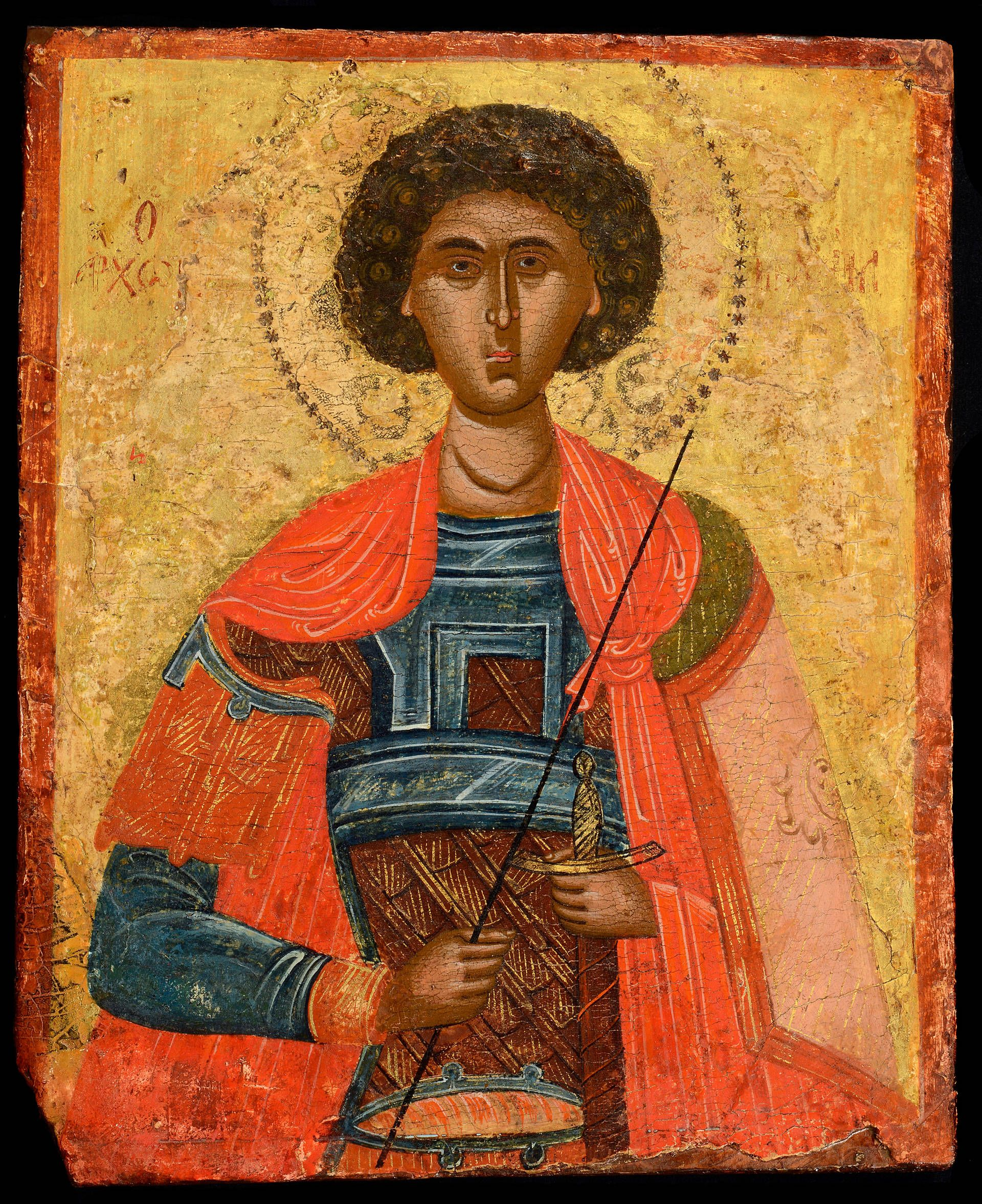 ... / Georgios / Icons | Pinterest | Gold background and 16th century