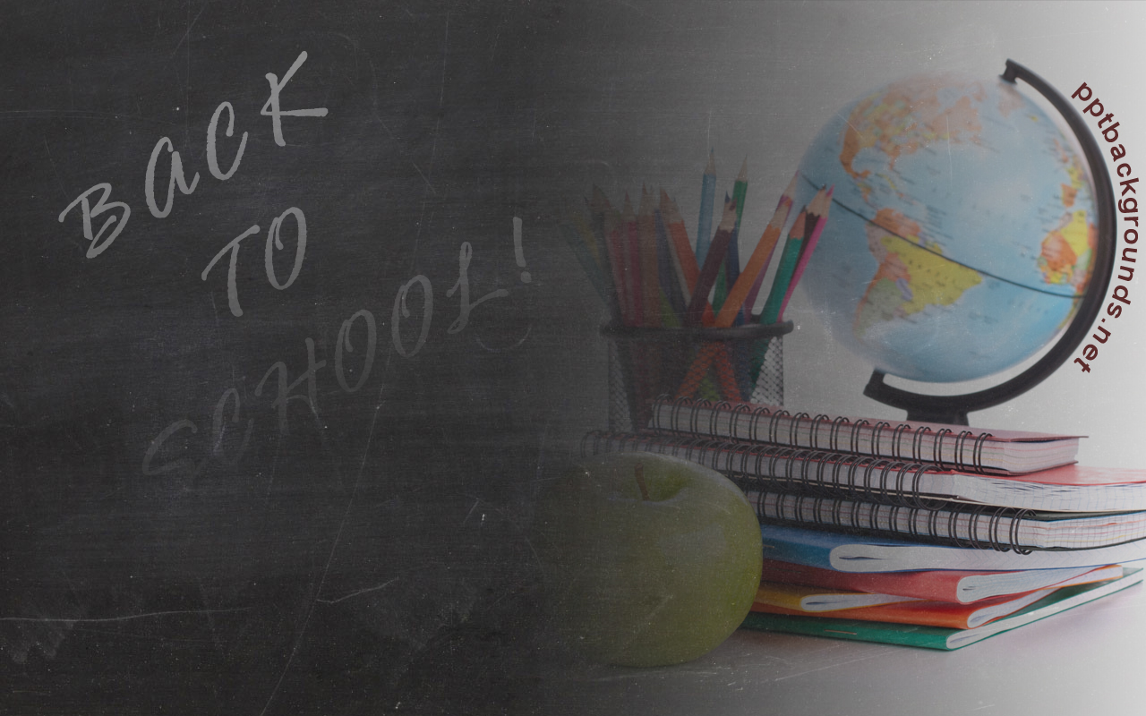 ... Back To School Backgrounds For PowerPoint - Education PPT Templates
