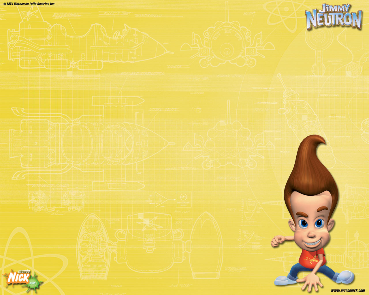 Jimmy Neutron Boy Genius - Pictures, posters, news and videos on your ...