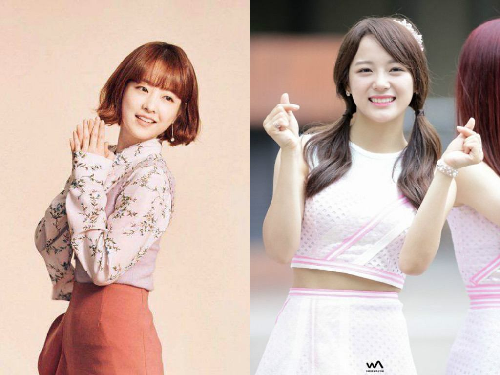 Fans can't decide whether Park Bo Young or Kim Sejeong wore this ...