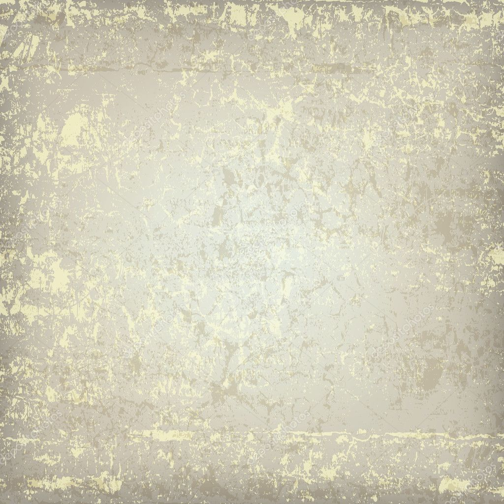 Abstract grunge beige background dirty wood plank — Stock Vector ...