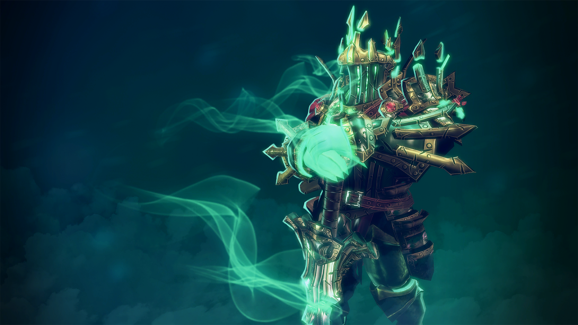 Download hd wallpapers of 133509-Dota 2, Wraith King. Free download ...