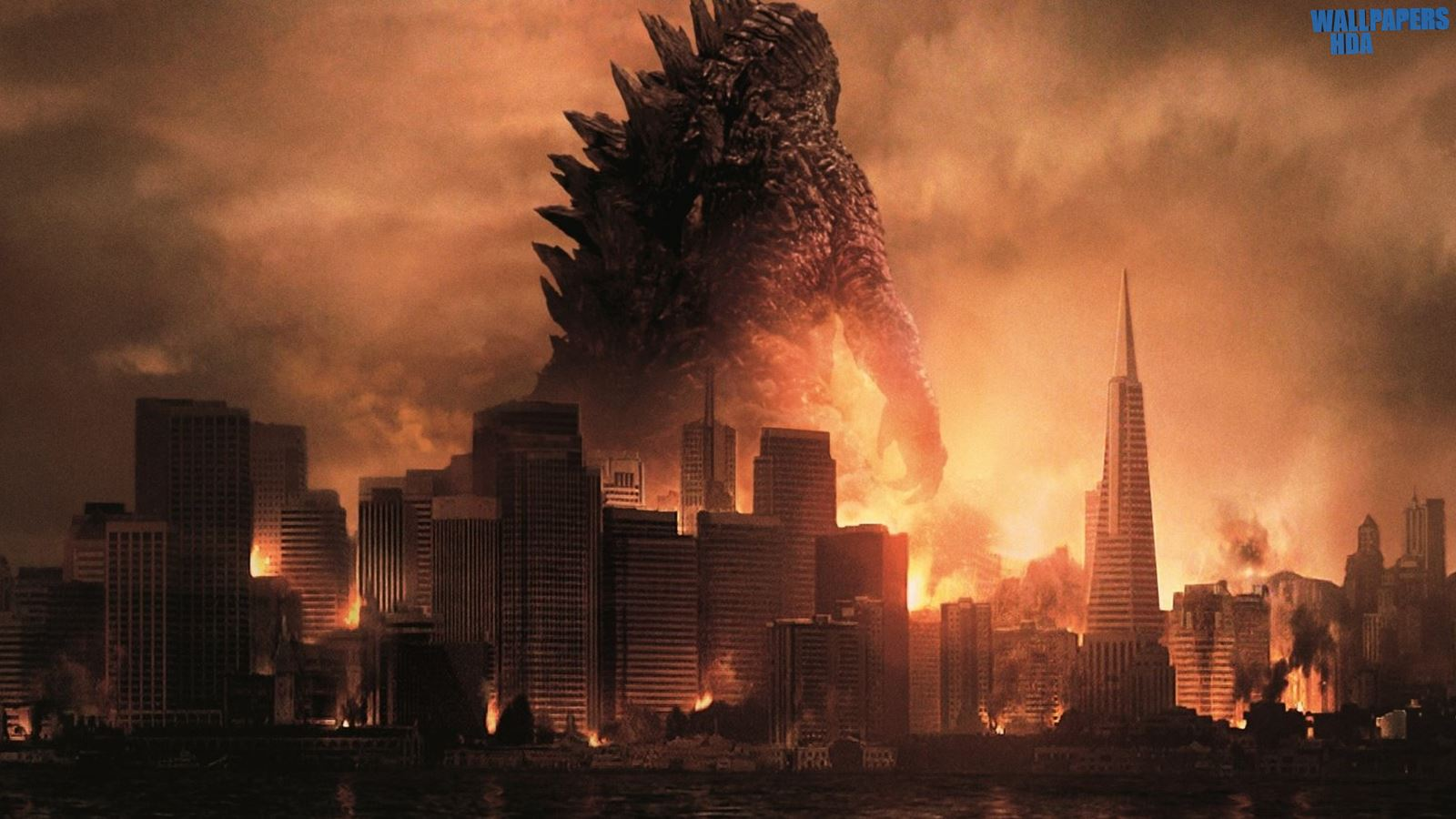 ... Wallpapers Fullscreen Widescreen Godzilla monsters wallpaper 1600×900