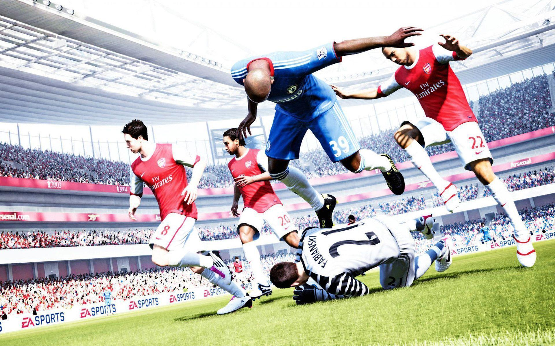 Fifa Wallpapers - Full HD wallpaper search