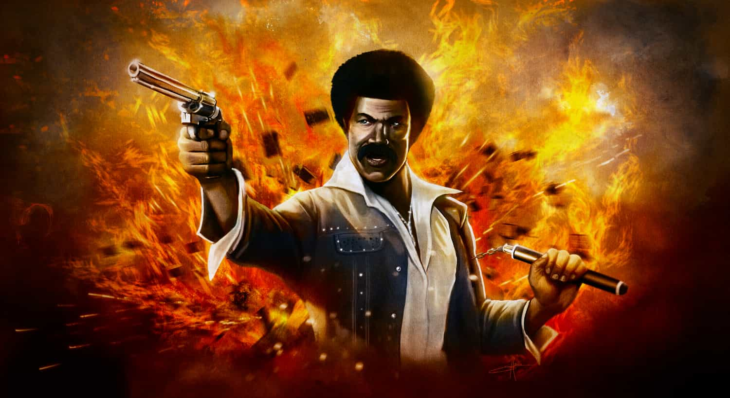 Black Dynamite Movie Wallpapers | WallpapersIn4k.net