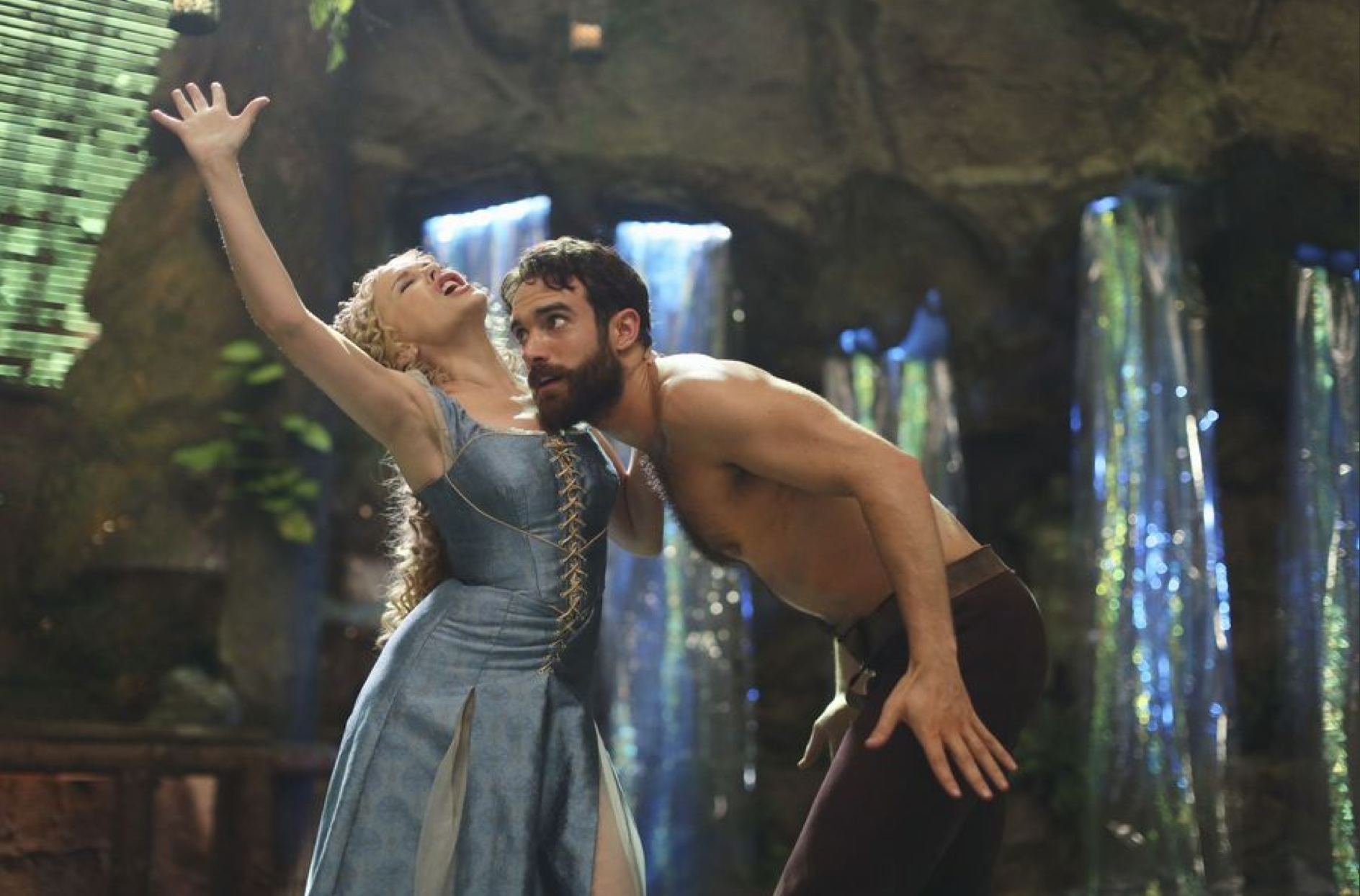 Galavant : King Richard and his new love are Season 2's couple to root ...