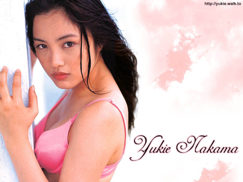 Ѭf६ Yukie Nakama Wallpaper Collection