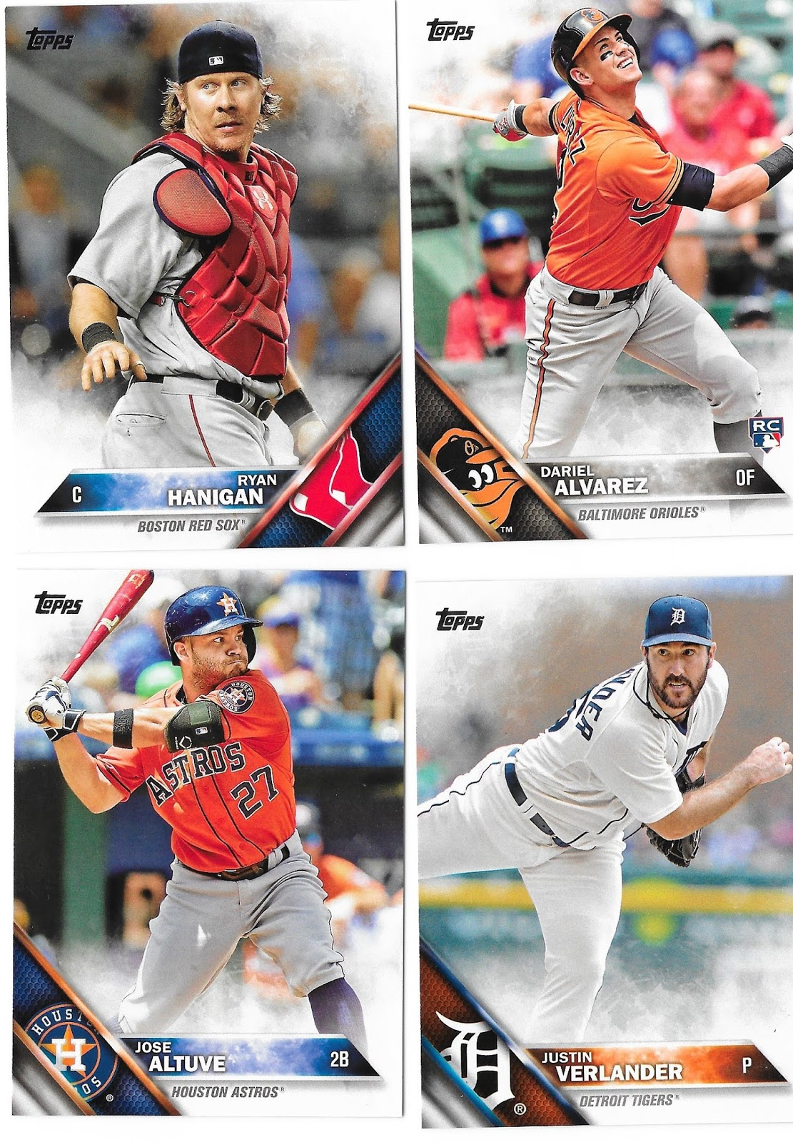 Pack To Be Named Later: 2016 Topps Series 1 Rack Pack
