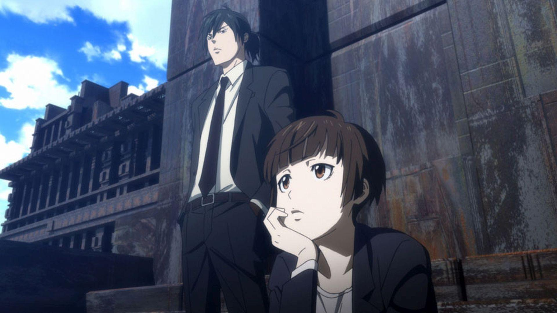 Psycho-Pass Movie Wallpapers HD Download