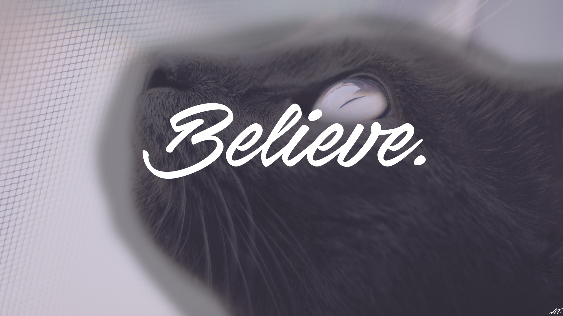 ... Believe, Dark, Writing Wallpapers HD / Desktop and Mobile Backgrounds