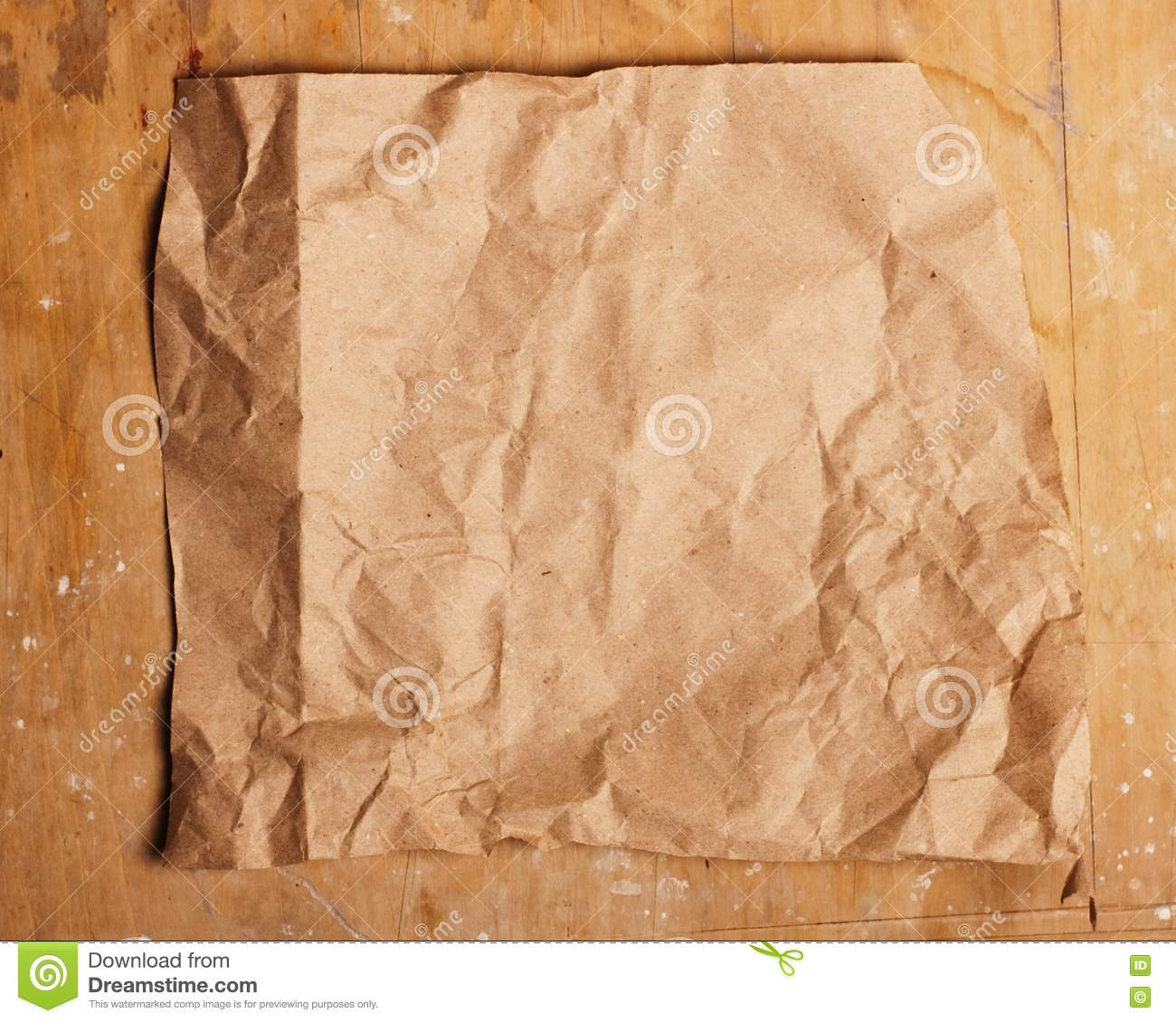 Ripped Pieces Of Paper Royalty Free Stock Images - Image: 17987699