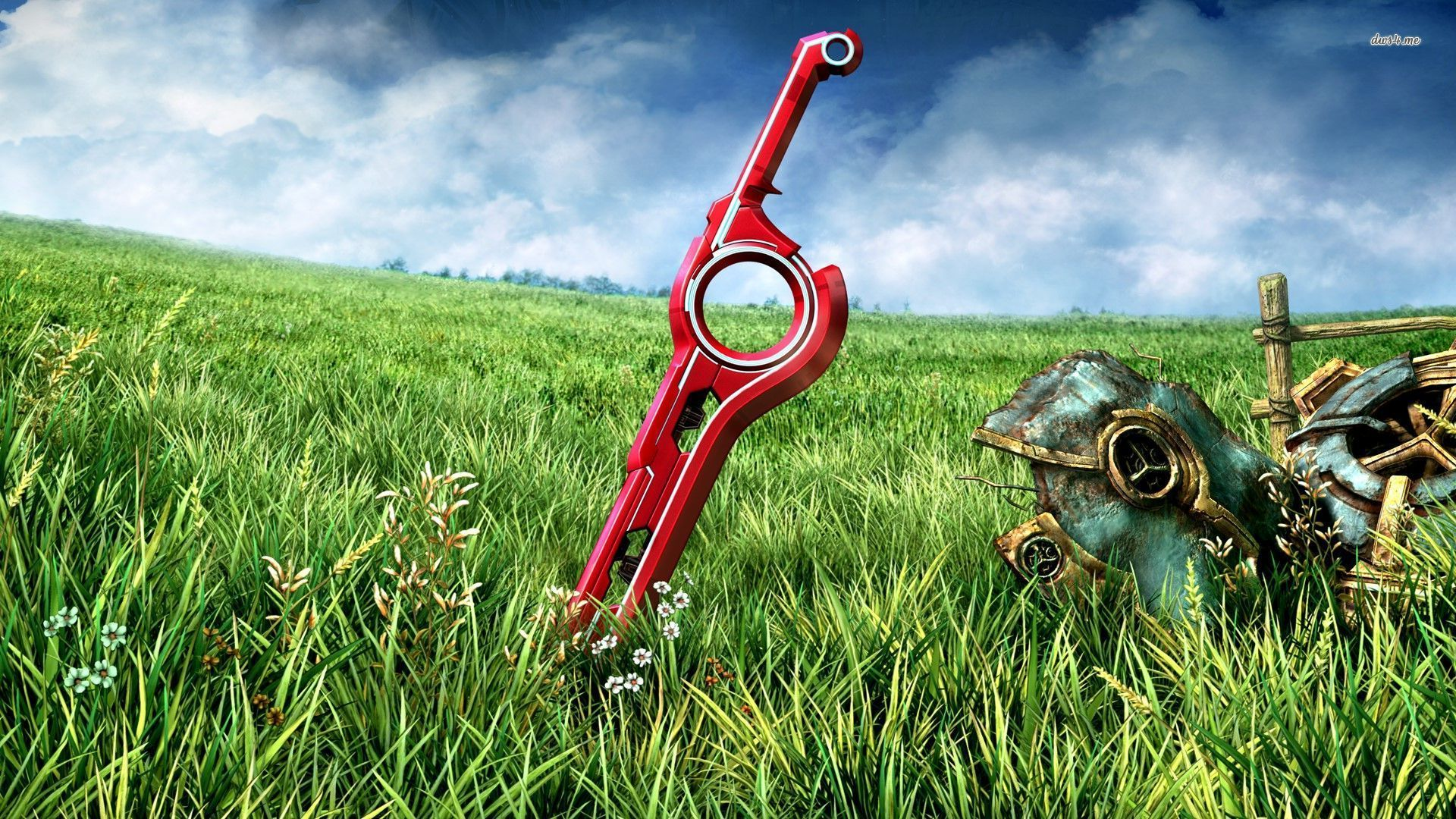 Xenoblade Chronicles wallpaper - 1198730
