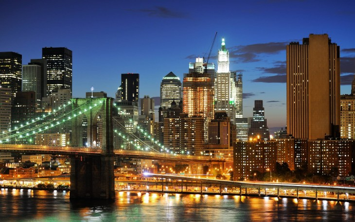 2880x1800 New York City Wallpapers HD Pictures - Wallpaper Cave