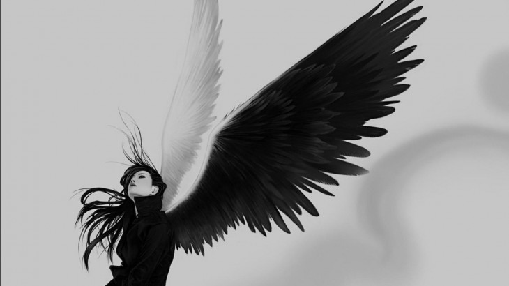 1600x900 ... - Free Bad Angel Wallpaper Download The Free Bad Angel Wallpaper