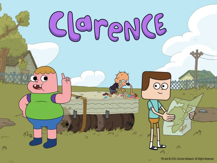1024x768 Clarence #3 | Free Clarence pictures and wallpapers | Cartoon Network