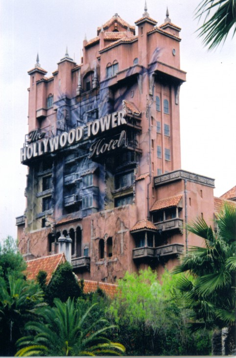 1182x1789 Tower of Terror by subicon on DeviantArt