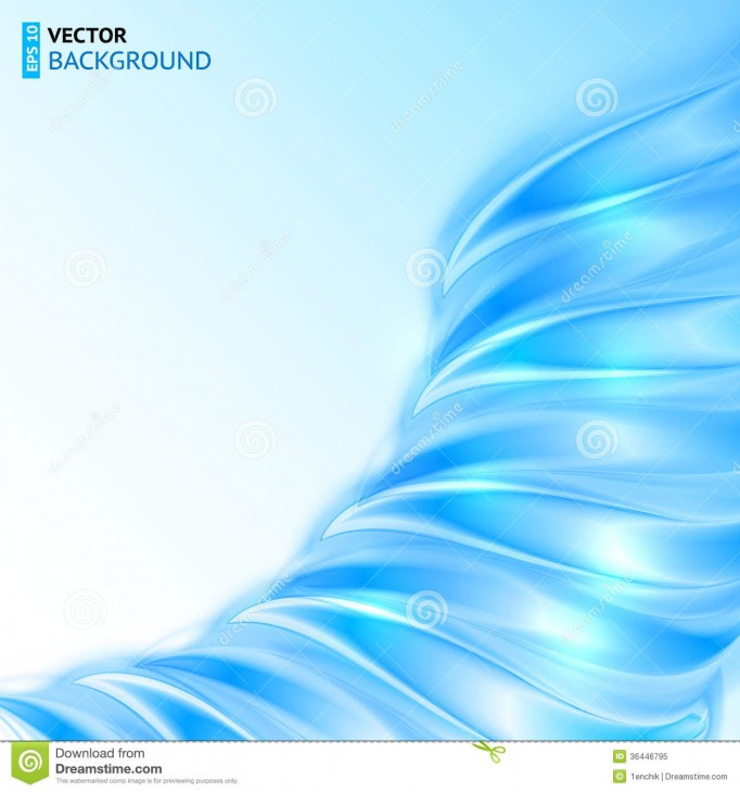 1300x1390 Blue Shining Wave Vector Abstract Background Royalty Free Stock Photo ...