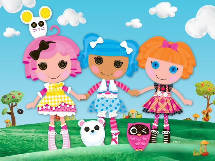 1024x768 Lalaloopsy images labl HD wallpaper and background photos (33174962)