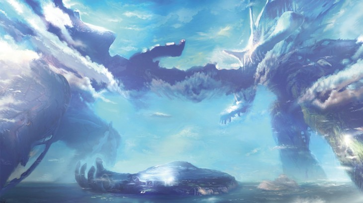 1920x1080 clouds, Landscape, Xenoblade Chronicles Wallpaper HD