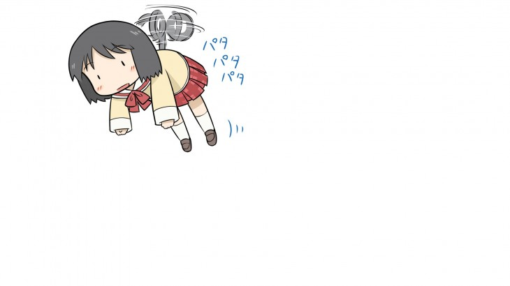 1920x1080 Nichijou Computer Wallpapers, Desktop Backgrounds | 1920x1080 | ID ...