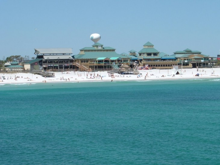 1024x768 Panoramio - Photo of Fort Walton Beach viewed from Pier