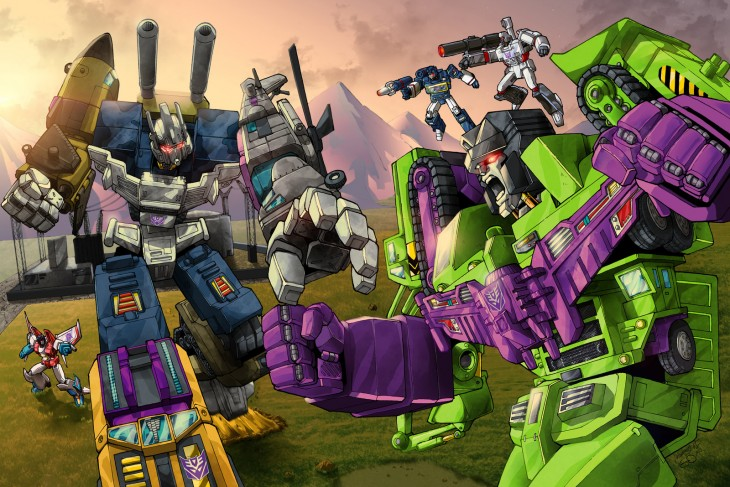 1600x1068 Bruticus vs Devastator - Contest Iacon 2015 by gwydion1982 on ...