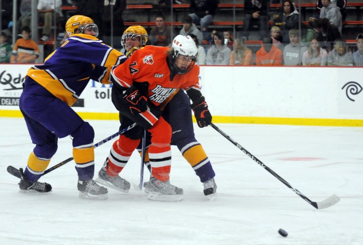 2292x1548 Bowling Green Falcons Hockey | Andrew Weber Sports Photographer