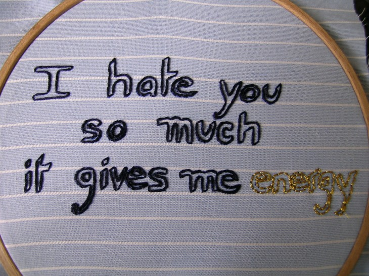 1024x768 Hate You So Much It Gives Me Energy From Dylan Moran's S… Flickr ...