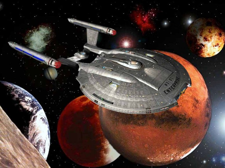 1024x768 Star Trek Enterprise Nx 01 Wallpaper Star trek enterprise nx-01