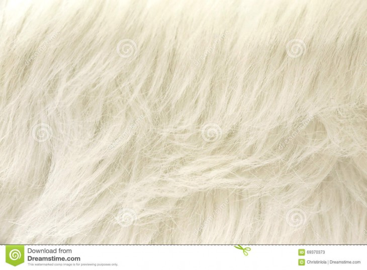 1300x957 White Faux Fur Fabric Background Stock Photo - Image: 69370373