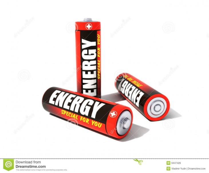 1300x1078 3d batteries on white background.