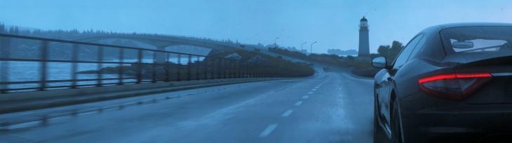 3840x1080 Archived Driveclub -