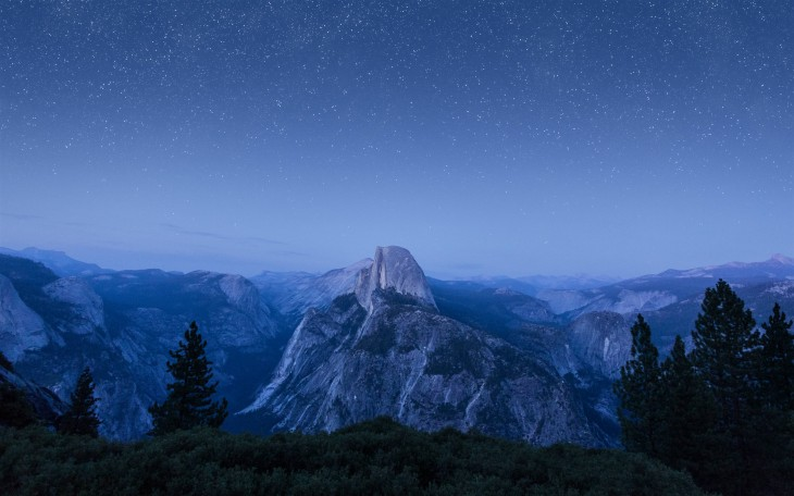 5120x3200 ... you think of the new OS X El Capitan wallpaper in the comment section