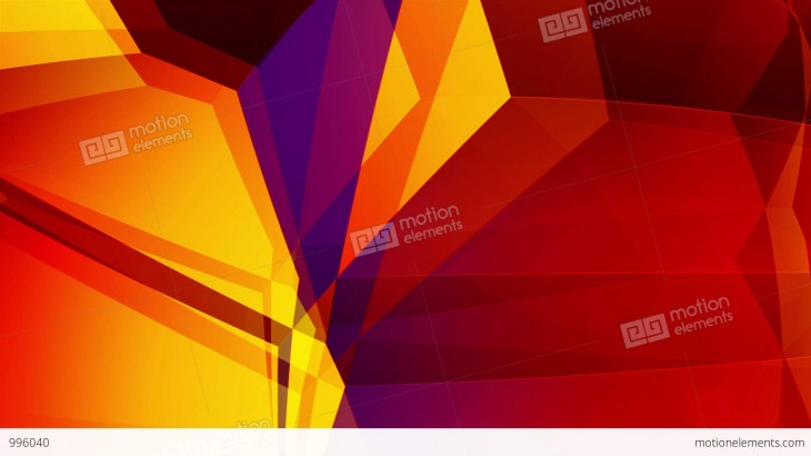 1920x1080 Holmes - Faceted Texture Video Background Loop Stock Video Footage