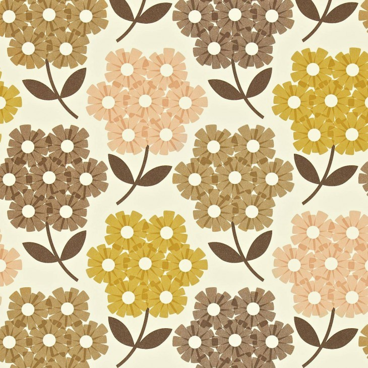 1386x1386 Home Wallpapers Harlequin Orla Kiely Wallpapers Rhododendron Wallpaper ...