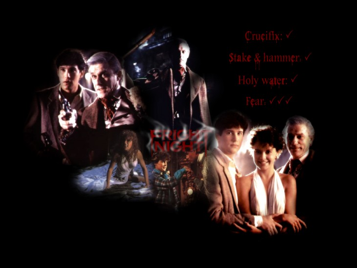 1024x768 You are viewing the Fright Night wallpaper named Fright night 1. It ...