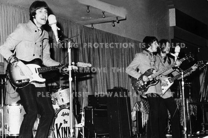 1920x1080 The kinks 1960 british invasion brothers 1920x1080