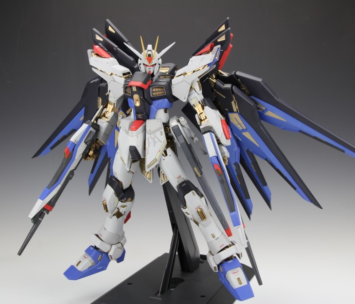 1399x1200 Gallery images and information: Strike Freedom Gundam Wallpaper