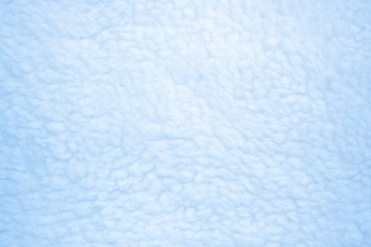 3888x2592 Baby Blue Fleece Faux Sherpa Wool Fabric Texture Picture | Free ...